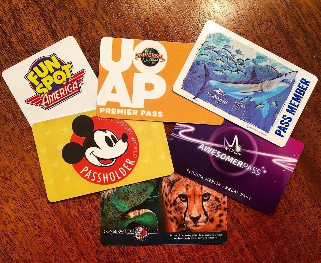 Does Busch Gardens Annual Pass Include Parking