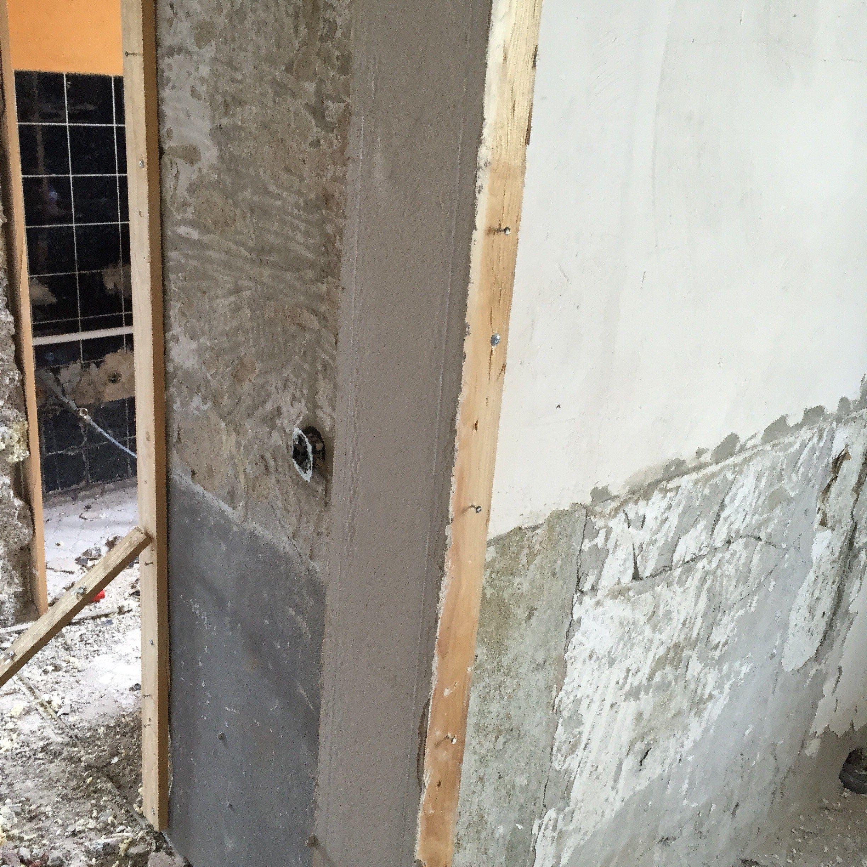 projekt: wände verputzen   dann wollen wir mal!   handwerk   pinterest