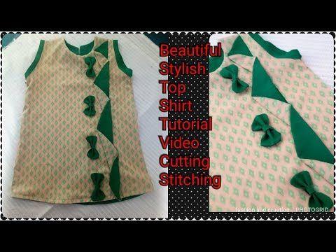 6f684b1cc0a6 Best Baby dress designs  Baby Frock  Simple baby Dress kids dress ...