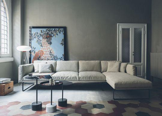 Canapé d\u0027angle  15 modèles pour un salon design Angles, Côté