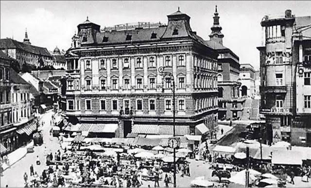 Vintage Photos Of Zagreb Croatia From The Late 19th Century Zagreb Zagreb Croatia Croatia