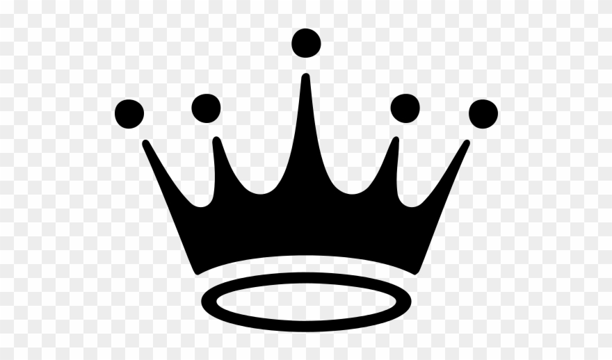 Download Hd Crown Logo Company Logo With A Black Crown Clipart And Use The Free Clipart For Your Creative Project Crown Logo Clip Art Company Logo