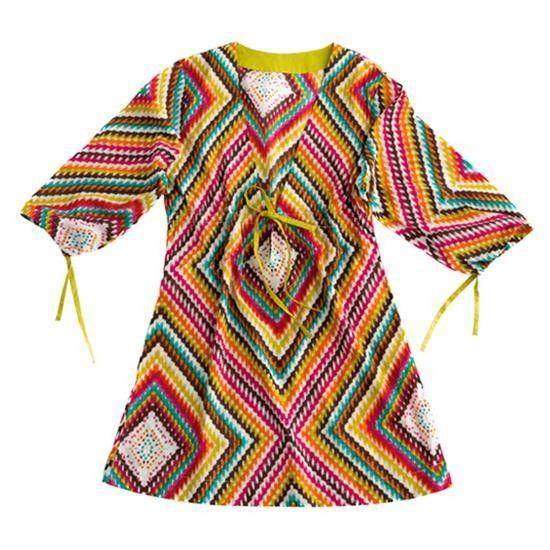 love the print!  Shopmamie.com - Kellis Tunic in Multi Colored Print, $42.00 (http://shopmamie.com/kellis-tunic-in-multi-colored-print/) #shopmamie #beachcoverup