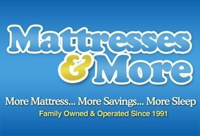 """Mattresses & More"".  Their primary goal for the business  is offering more than ""just"" a mattress.  They want to offer you comfort, great sleep, and most importantly a valuable investment to your overall health.   Mattresses & More 100 N. State Road 7 #100 Margate, FL 33063 Phone:	(954) 975-7446 Contact Email:	info@mymattressesandmore.com Website: http://www.mymattressesandmore.com  Keywords: mattresses, mattress stores, beds, furniture stores, adjustable beds"