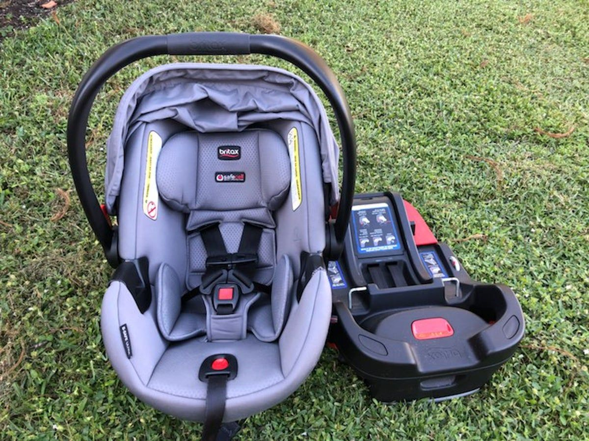 BRITAX B-Safe 35 Elite Ultra + Base #pictureplacemeant