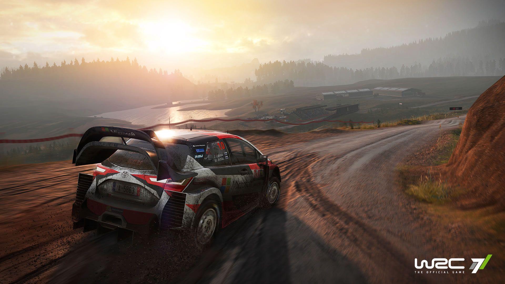 Xbox one, Rally, World