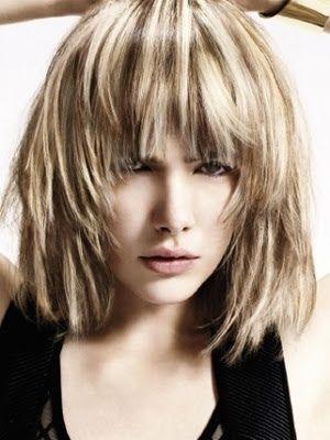 Cortes cabello mujer Cabello Pinterest Corte cabello y Cabello