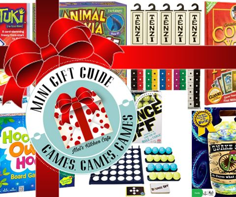 Mini Gift Guide: Games, Games, Games