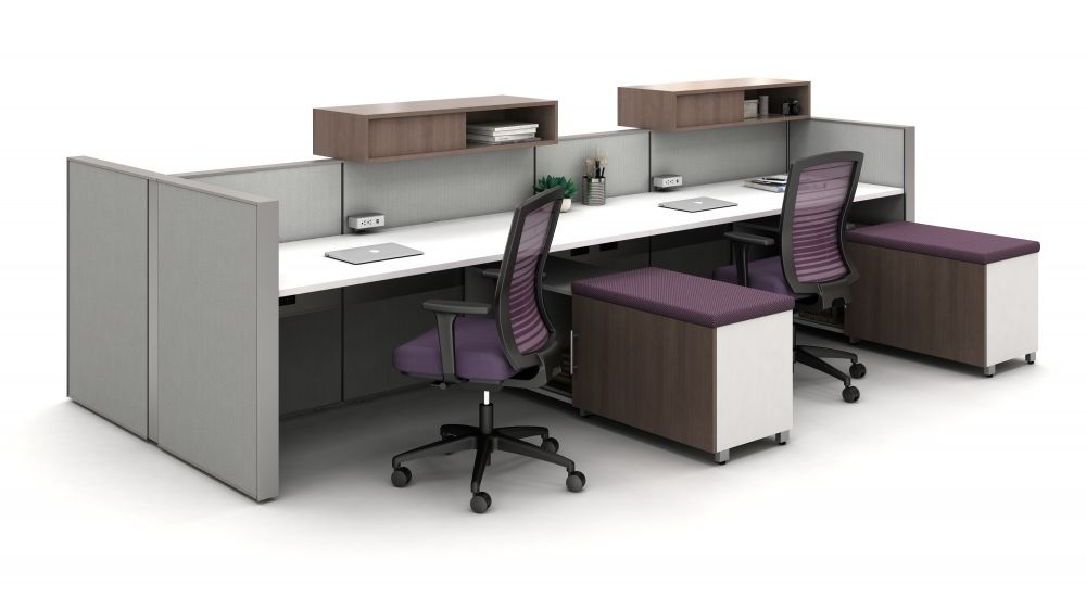 Office Workstations Md Dc Va Office Workstations System Furniture Workstation