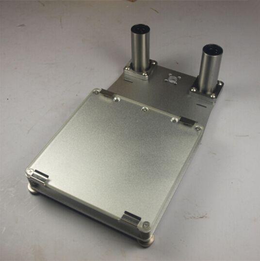 Ultimaker 2 Go master 3 D printer DIY aluminum alloy Build