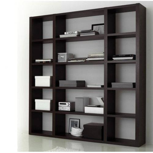 Biblioth que contemporaine weng achat vente meuble tag re biblioth que - Bibliotheque contemporaine laquee design ...