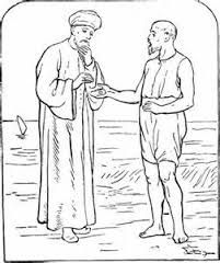 Image result for parable of the faithful servant colouring