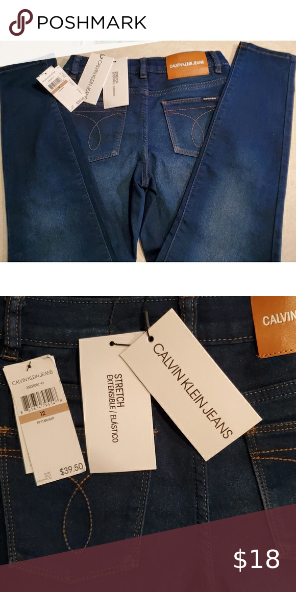 Calvin Klein Jeans- 3 for $20