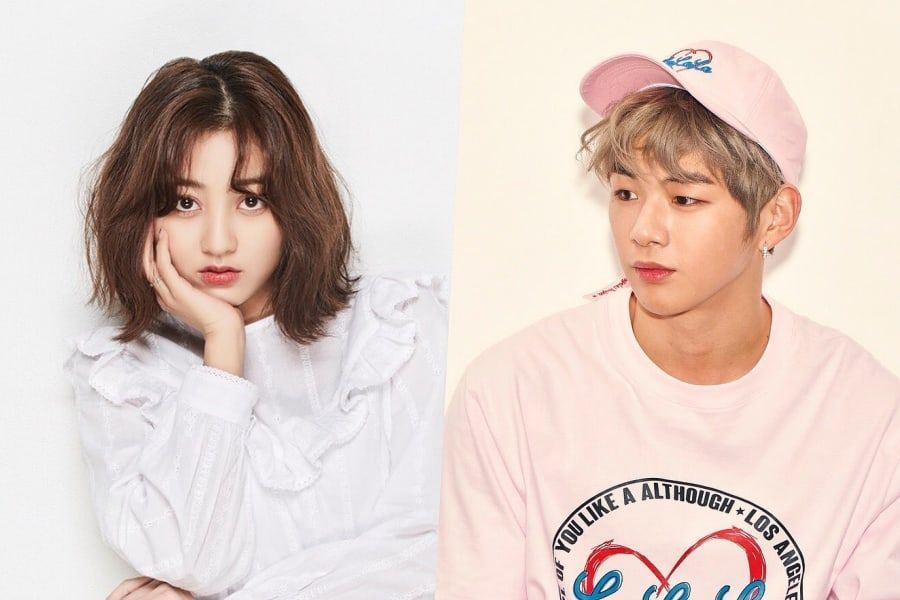 Breaking Twice S Jihyo And Kang Daniel Confirmed To Be Dating Daniel Love Smile Quotes Fiance