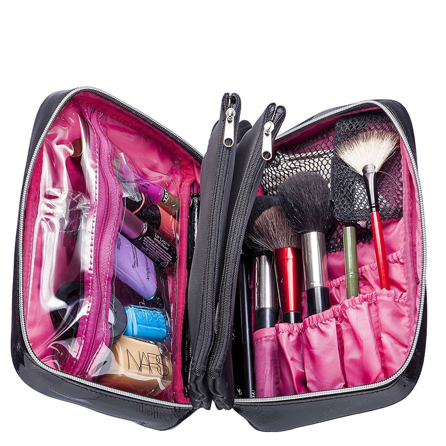 STATIC Cosmetic Carry All Makeup Bag ** Remarkable product
