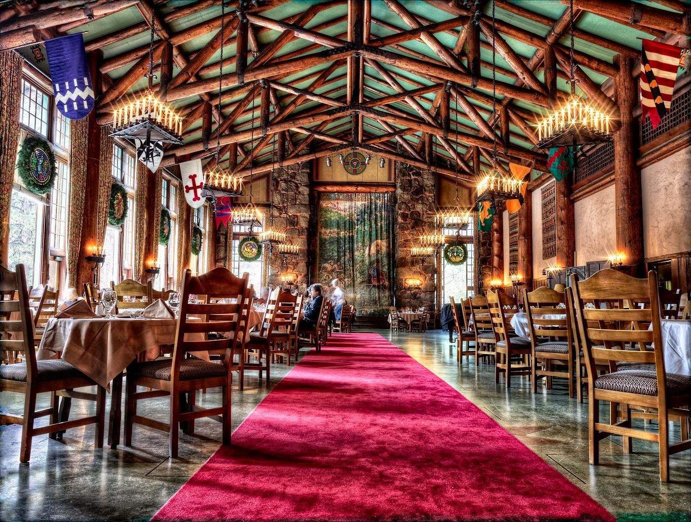 Ahwahnee Hotel Dining Room Gorgeous The Ahwahnee Hotel Dining Room With 16 Photos