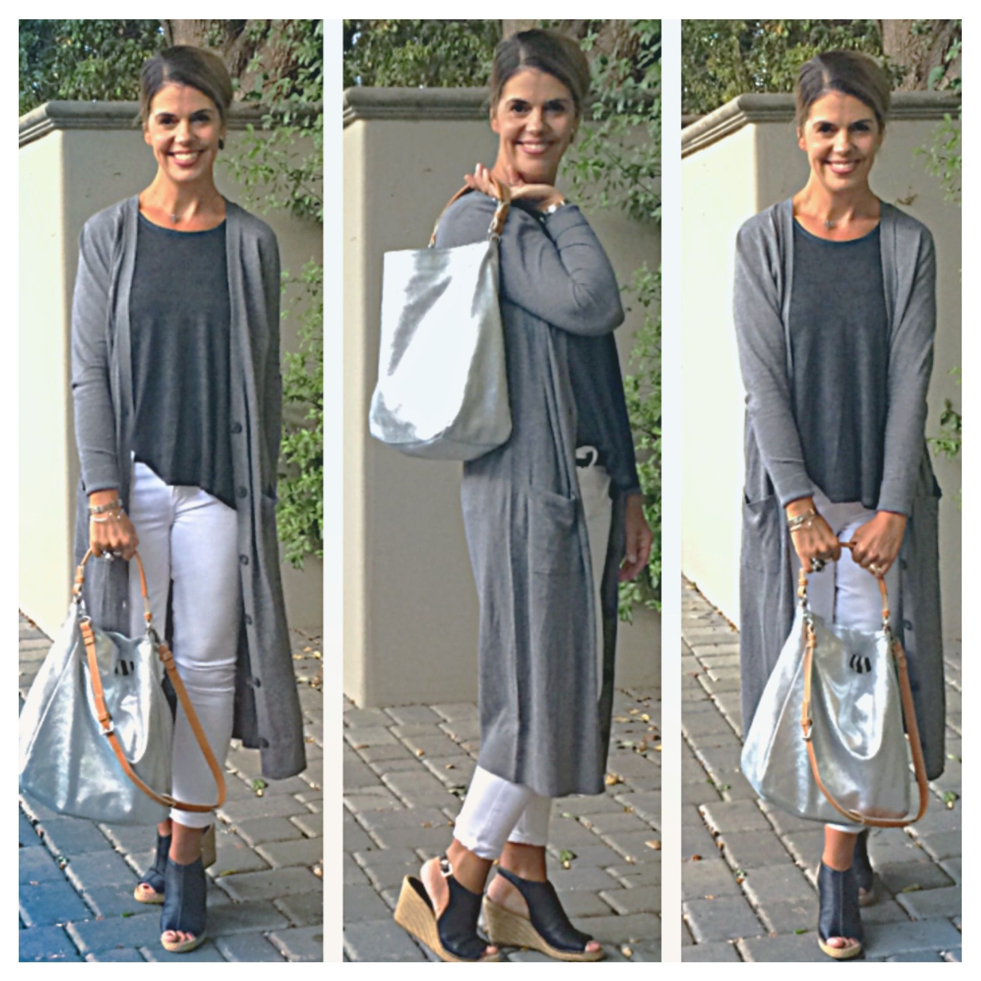 loving this nordstrom sale find! Halogen long duster cardigan, now ...