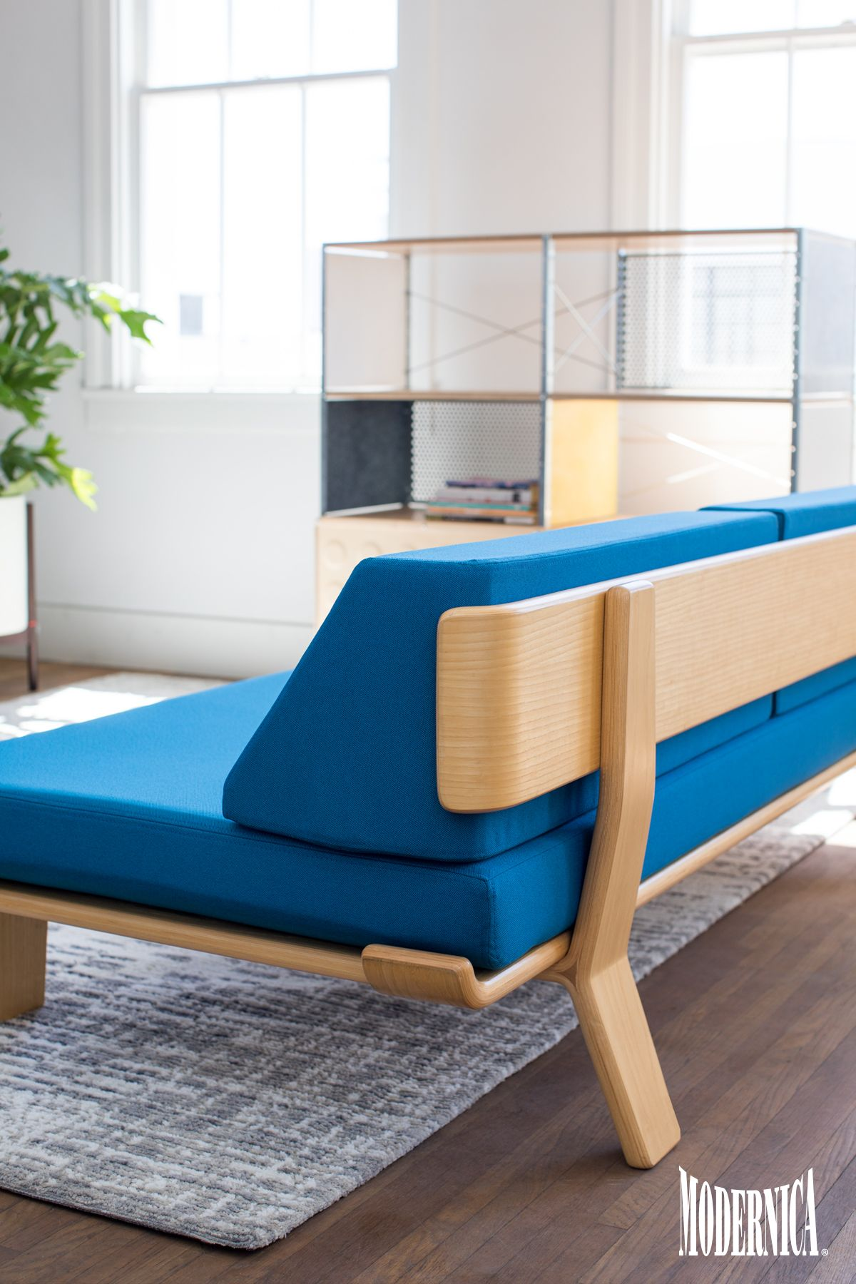 Modernica Case Study® Alpine Daybed / Modern Furniture Made In California