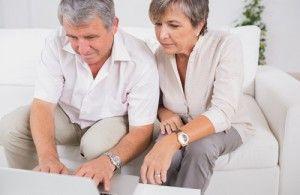 Internet has a positive effect against depression in older adults | behaviorchange.net