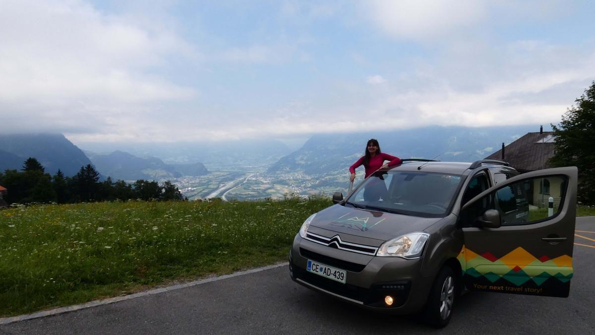 Hire a cheap campervan in Slovenia, Italy, Austria or
