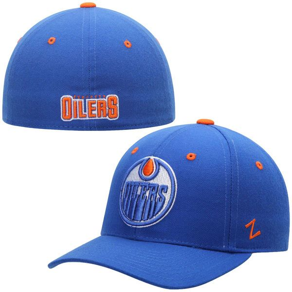 Edmonton Oilers Black Blue 25 Years Rear Patch NHL New Era 59Fifty Fitted Hat