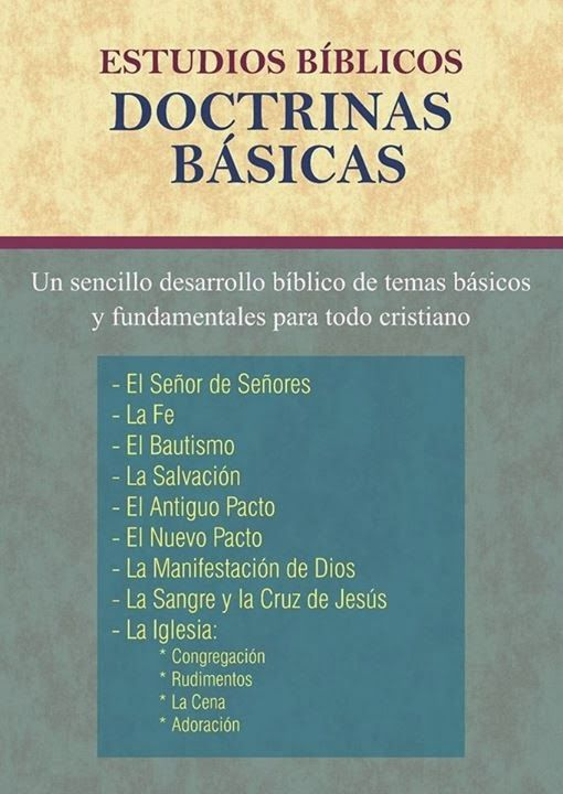 Libros Mab Doctrinas Básicas Descargar Libros Cristianos Libros De La Biblia Libros Cristianos Pdf
