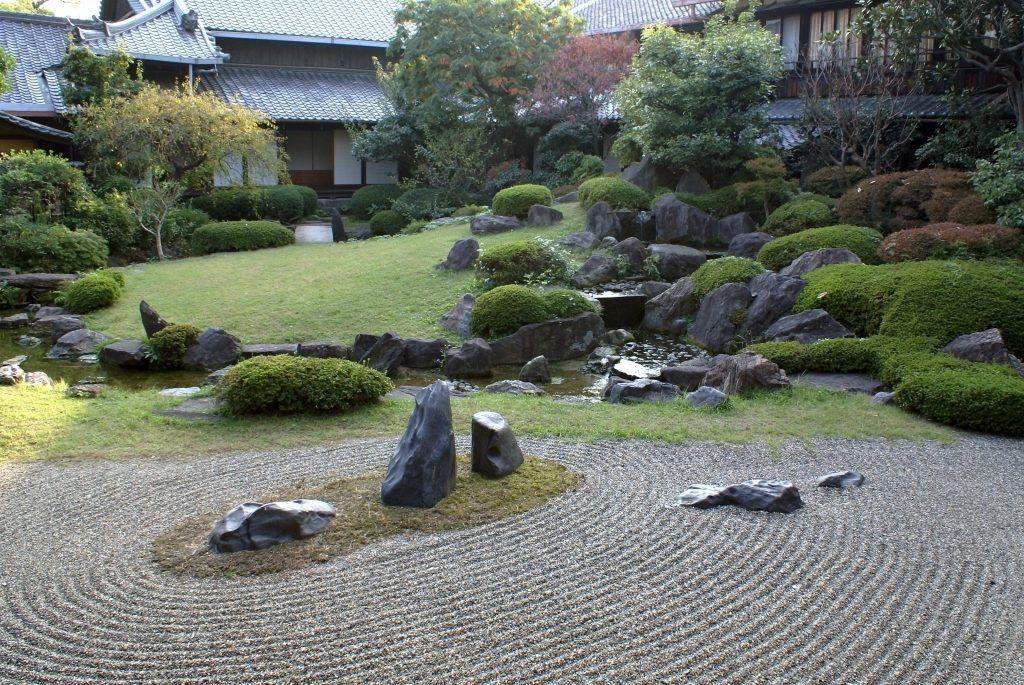 Garden Designs, Japanese Rock Inside Zen Design Principles ...