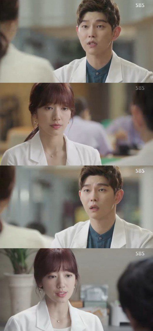 [Spoiler] 'Doctors' Park Shin-hye rejects Yoon Gyoon-sang @ HanCinema :: The Korean Movie and Drama Database
