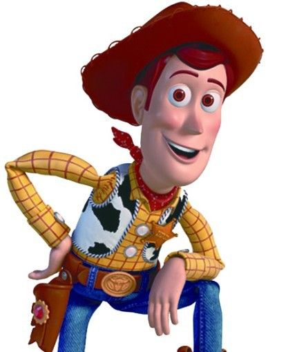 Free Toy Story Woody Layered Psd 01 Male Cartoon Characters Toy