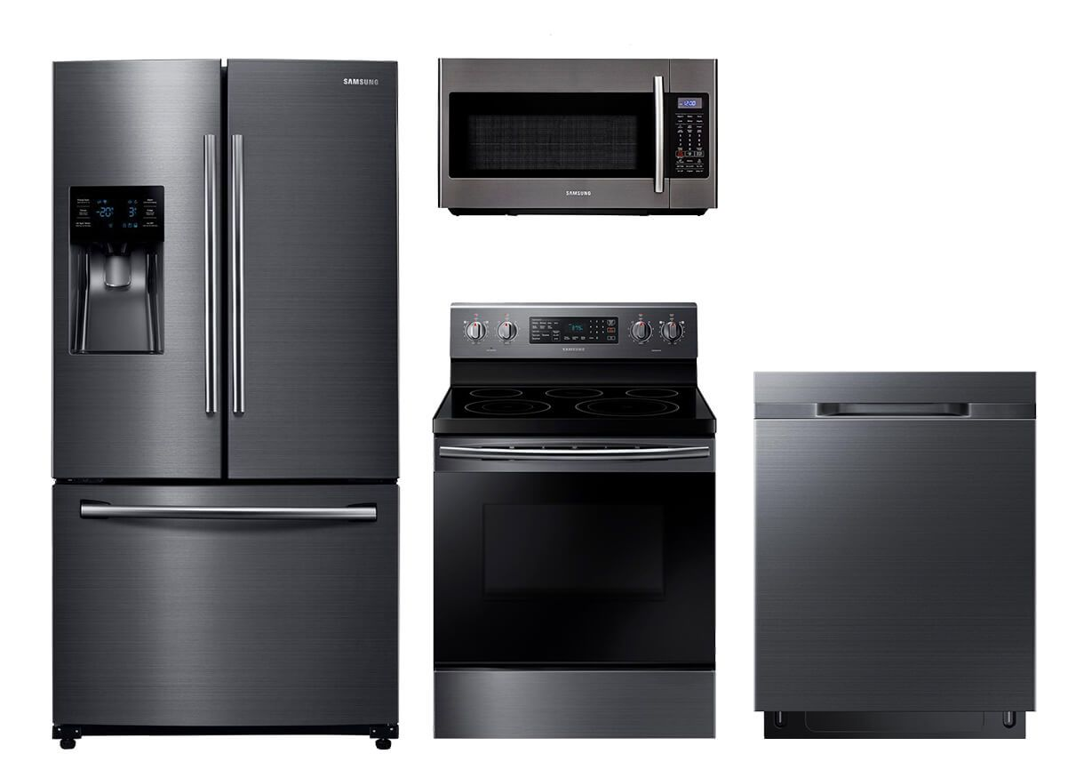 Kitchen Appliance Packages The Home Depot Kitchen