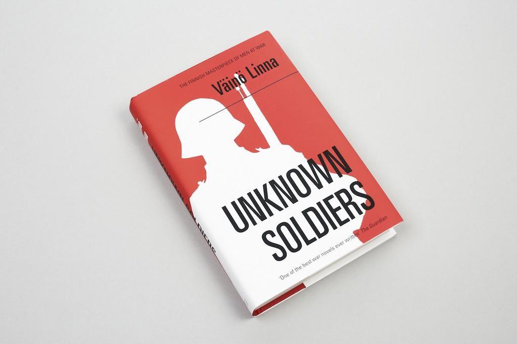 VAINO LINNA THE UNKNOWN SOLDIER EBOOK