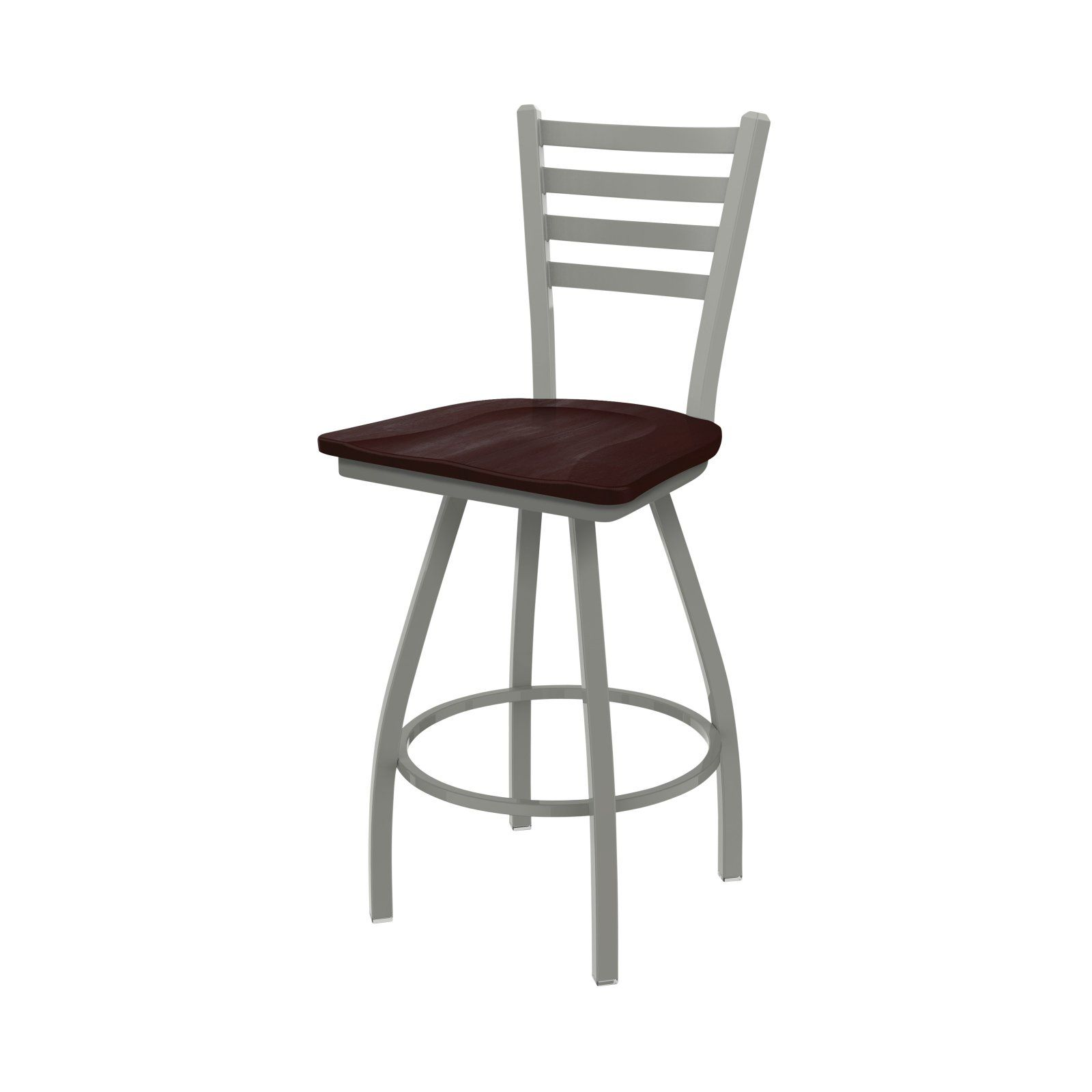 Holland Bar Stool Co Xl 410 Jackie 36 In Wood Swivel Extra Tall