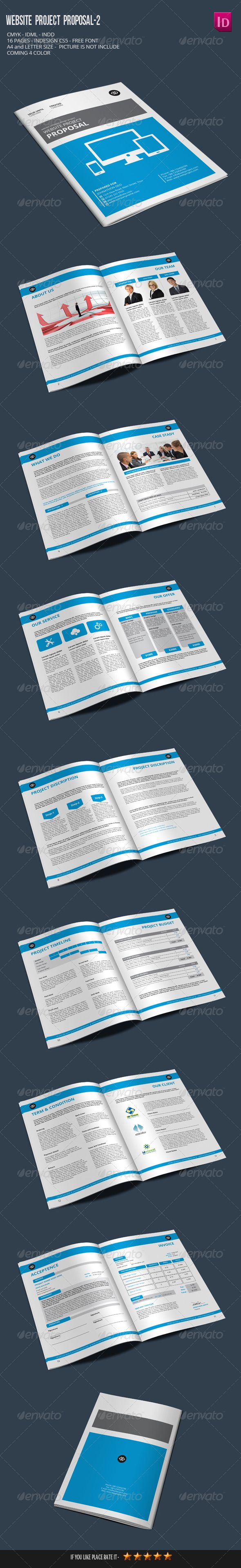 Website Project Proposal Print Project Proposal And