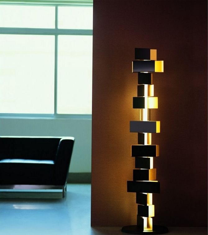 10 CREATIVE MODERN FLOOR LAMPS TO DECORATE YOUR HOUSE | Modern floor ...
