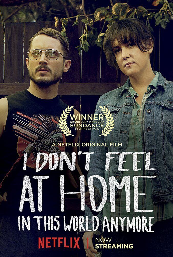 I Don't Feel at Home in This World Anymore Film, Izleme
