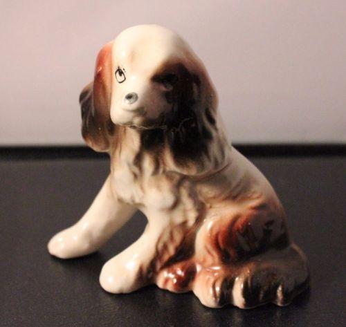 Vintage-English-Springer-Spaniel-Dog-Figurine