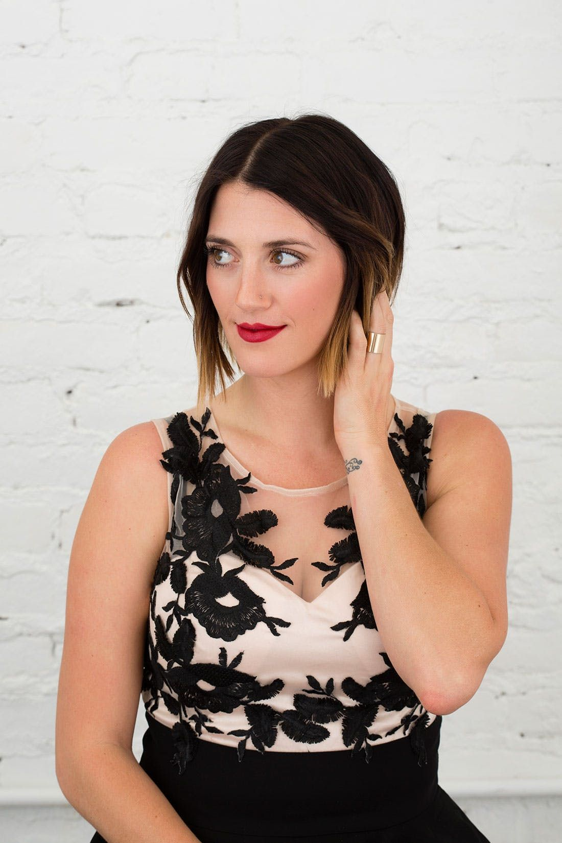 How to Pair Your Lip Color With Your Dress (for All Skin