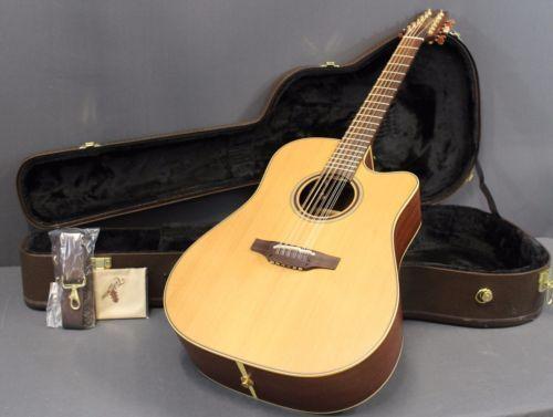 4b6329ed93f Takamine-50th-Anniversary-P3DC-12-Pro-Series-12-String-Ac-El-Cutaway-Guitar -MIJ