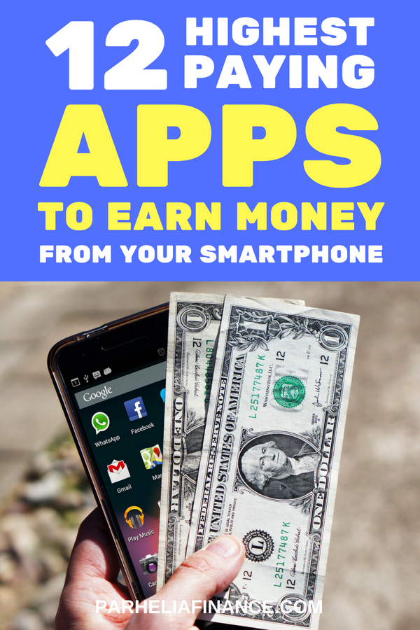 12+ Highest Paying Apps To Make Money in 2019 | All Things Personal