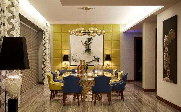 Wonderful Dining Tables For Your Dining Room Luxury Dining Room