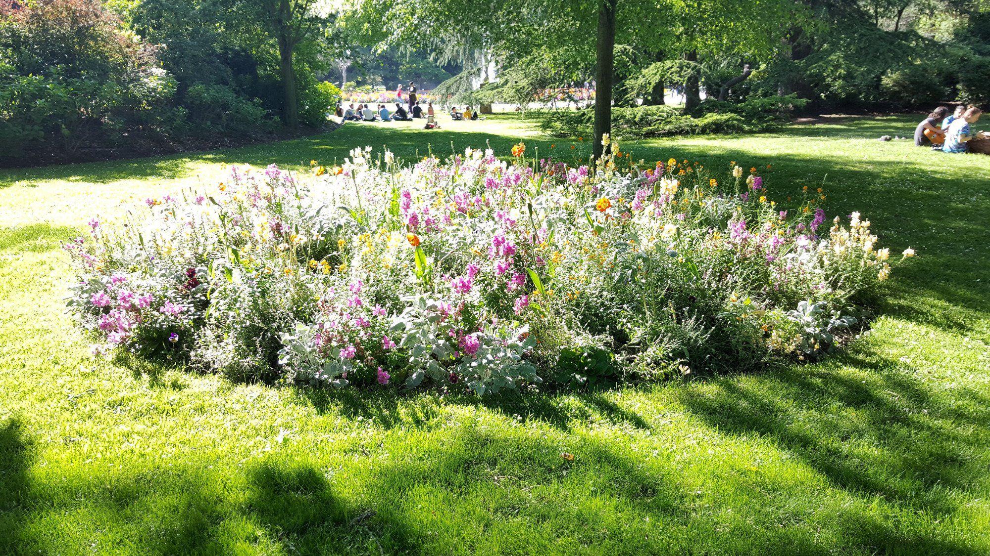 Jardin du Grand Rond (Toulouse) : 2018 Ce qu\'il faut savoir pour ...