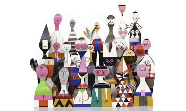 Wooden Dolls: Furniture for homes: Vitra.com