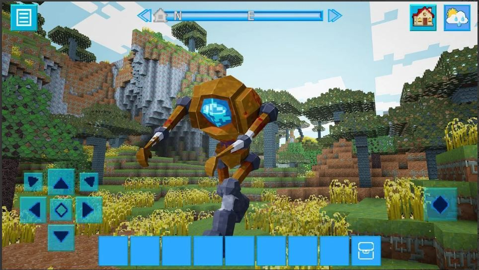 Dragon Craft Minecraft Dragon Mod Android Gameplay Mcpe