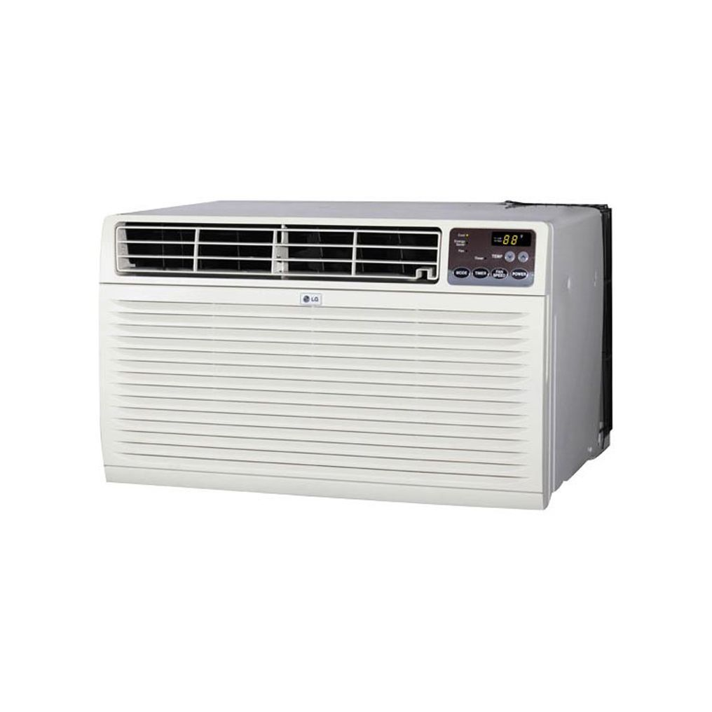 Lg Lt1013cnr 9 800 Btu Thru The Wall Air Conditioner With Remote Refurbished Carrier Air Conditioner Air Conditioner Parts Air Conditioner Brands