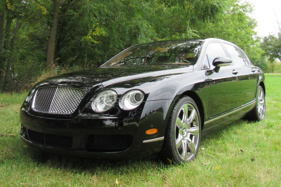 2007 Bentley Continental Flying Spur Bentley continental
