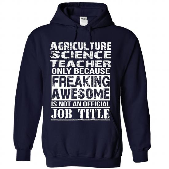 Agriculture Science Teacher #fashion #clothing