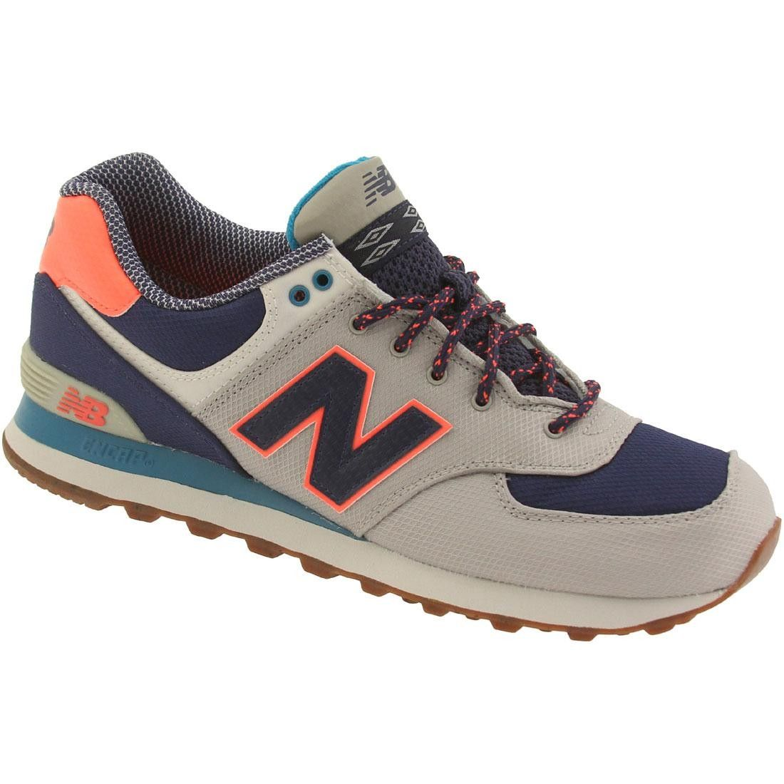 New Balance Men 574 Weekend Expedition ML574EXC (gray / stone grey / sailor  blue /