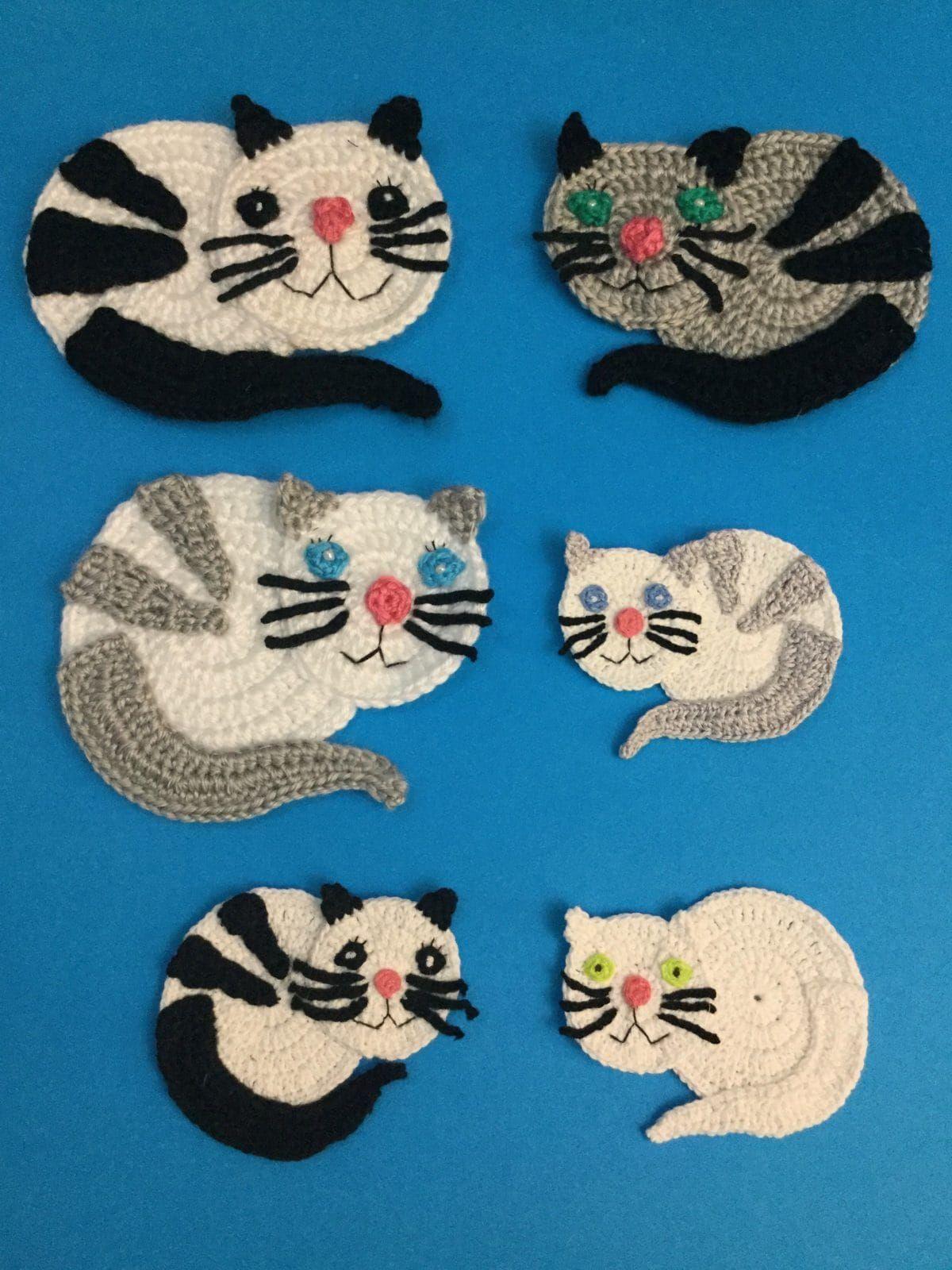 Easy Cat Crochet Pattern Ariba Pinterest Crochet Crochet
