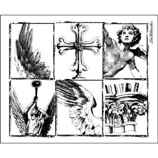 Deux page de art journal pour Tresors de Luxe