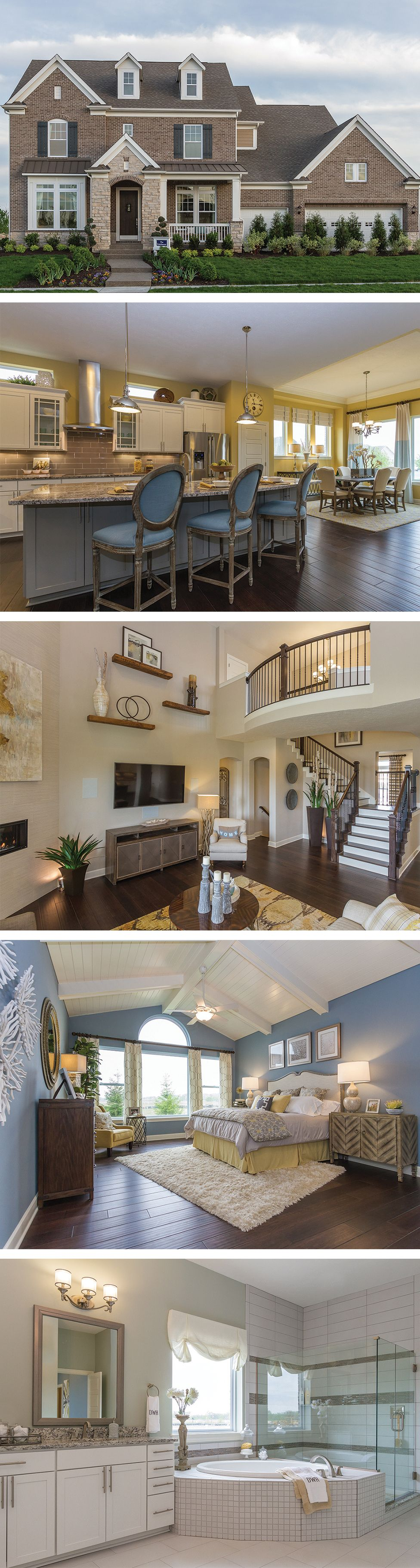 new homes in westfield in the lindmoor is our model home in the